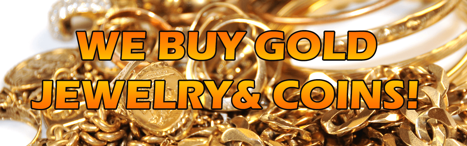 Cash for Gold Jewelry & Coins
